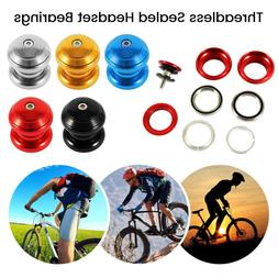 "1-1/8"" Threadless Sealed Headset Bearings For MTB Mountain R"