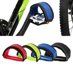 1 Pair Outus Pedal Straps Bicycle Feet Strap Bike Strap for