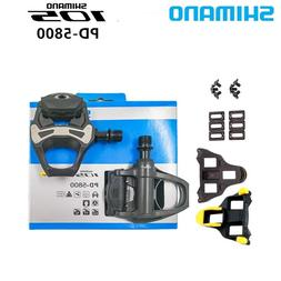 Shimano 105 Carbon SPD-SL Clipless Road Bike / Cycle Pedals