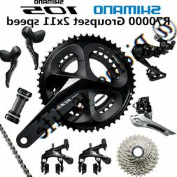 Shimano 105 R7000 2x11 Road Bike Groupset 50-34/52-36/53-39