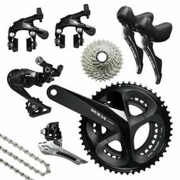 Shimano 105 R7000 2x11 Road Bike Groupset 50-34 172.5mm 11-3