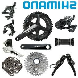 Shimano 105 R7000 Groupset 2x11 speed 50 34T 52 36T 53 39T 1