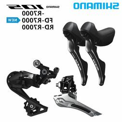 Shimano 105 R7000 Groupset 2x11S Road Bike Shifter Front Rea