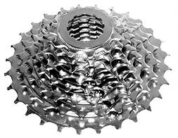 Ventura 8 Speed 11/32 Teeth Cassette, Silver