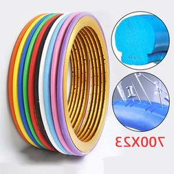 11 Colors Cycling Solid Dead Tire 700C <font><b>x</b></font>