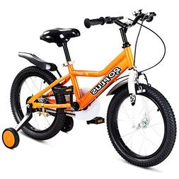 Goplus 12'' Kid's Bike Freestyle Outdoor Sports Bicycl