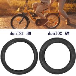 18 Inch/20 Inch Folding Bicycle Road Bike Tire Outer Tube Ex