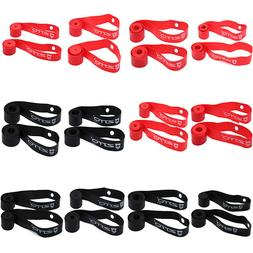 1Pair PVC Rim Tapes Strips for Mountain Bike Roads Bicycle F