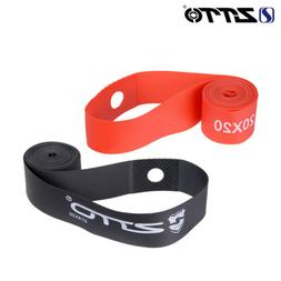 ZTTO 1 Pair Bicycle PVC Rim Tapes MTB Road Bike rim Strips F