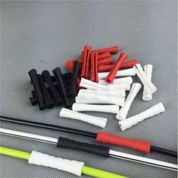 2~10X Silicone Bicycle Outer Brake Gear Cable Wrap Frame Pro