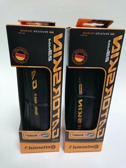 2 Pack - Continental Gatorskin 700 x 23 25 28 32 mm Road Bik