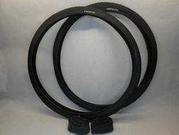 "2 PACK  Urban 26"" x1.75"" Bike Street Road Tires & Tubes for"