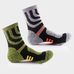 1 Pair Cycling Socks Men Sports Outdoor Breathable Running R