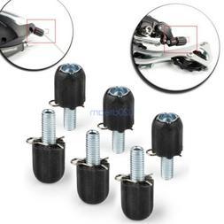 2 PCS Road Bike Gear Cable Adjuster Derailleur M5 Barrel Scr