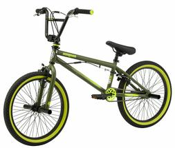 "20"" Mongoose Rad Attack Boy's Kid's BMX Bike 20 Inch Wheel a"