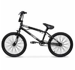 Hyper 20 Spinner Pro Boys' BMX Bike, Black