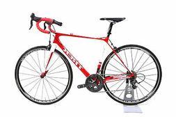 2012 Trek Madone 5.2 Compact H2 Carbon Road Bike 2 x 10 Spee