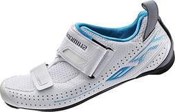 2015 Shimano Womens TR900W SPD-SL Road Triathlon Shoes UK 4.