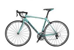 2016 Bianchi Impulso 105 Road Bike 59cm Celeste Green