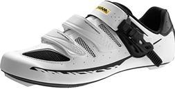 Mavic 2016 Mens Ksyrium Elite II Maxi Fit Road Cycling Shoes