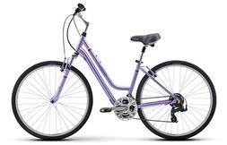 Diamondback Bicycles Women's Vital 2 Complete Hybrid Bike