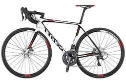2017 Scott Addict 20 DISC Carbon Fiber Road Bike 49cm Retail