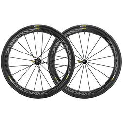 Mavic 2017 Cosmic Pro Carbon Exalith WTS Road Bicycle Wheels