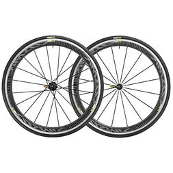 Mavic 2017 Cosmic Pro Carbon WTS Road Bicycle Wheelset