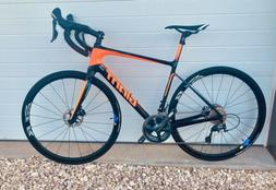 2017 Giant Defy Advanced Sl Carbon Ultegra 11 Speed Road Bik