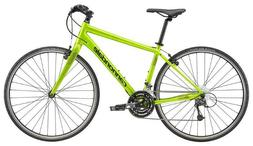 2017 Cannondale Quick 4 Hybrid Flat Bar Road Bike Small Reta
