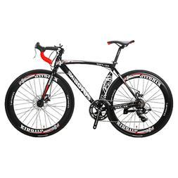 2018 700C Road Bike 14 Speed  Racing Bicycle Disc Brakes Cyc