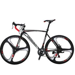 Road Bike Shimano 21 Speed Bicycle 700C Mens Bikes 54cm Daul