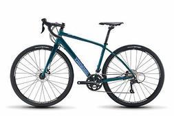 2018 hannjenn 3 road bike 56 green