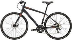 2018 Cannondale Quick Disc 1 Flat Bar Road Bike, Hybrid Smal