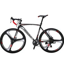 2018 Road Bike Shimano 21 Speed Disc Brake Bicyle Men's Bike