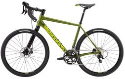 2018 CANNONDALE SLATE 105 GRAVEL/ROAD BIKE SIZE LARGE, ARMY