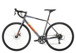 2018 Felt VR60 Aluminum Claris DISC Road Bike 47cm Charcoal