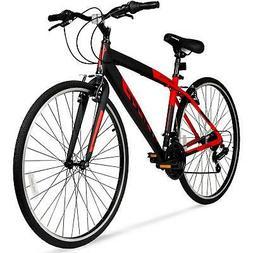 21-Speed Mens Street Road Bike Bicycle Kent 700c Drivetrain
