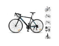 21 speed quick release aluminum road bike