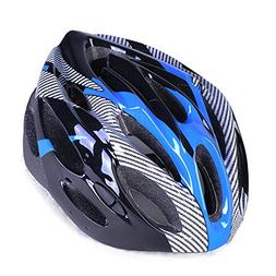 Net_Cafe 21 Vents Ultralight Sports Cycling Helmet with Lini
