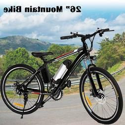 """26"""" Electric Mountain Bike/Road Bike/Men's Bike/Cyclocross B"""