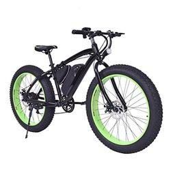 Goplus 26'' Electric Mountain Bike Snow Beach Bicycle Fat Ti