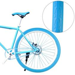 26 Inch 700x23C Road Bike Bicycle Tire Solid Tube Explosion-