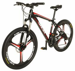 Vilano 26 inch Hardtail Mountain Bicycle with Shimano Gear A