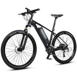 27.5inch carbron fiber electric mountain <font><b>bike</b></