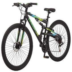 "Schwinn 29"" Inch Mens Mountain Bike 21 Speed Boys Outdoor Bi"