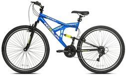 "29"" Men's Dual Suspension Mountain Pro Bike Off Road Tires 2"