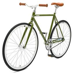 Critical Cycles 2907 Harper Coaster Fixie Style Single-Speed