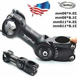 WAKE 31.8/25.4*110mm MTB Mountain Road Bike 60 ° Adjustable