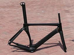 317# Toray Carbon Frameset Full Carbon 3K Matt Road Bike Fra